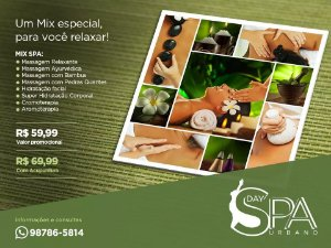 MIX DAYSPA - Massagens