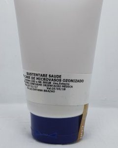 Creme microvasos Ozonizado