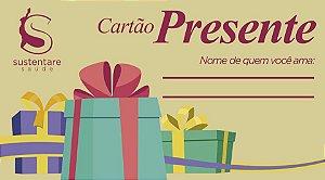 Cartão Presente Sustentare