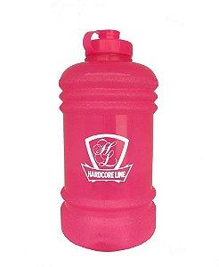 Galão 2.4 litros Hardcore Line - Pink