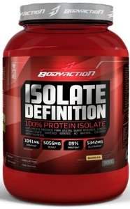 Isolate Definition (900g) - Body Action