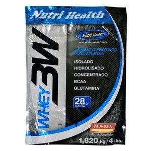 Whey Protein 3w (1.8kg) - Nutri Health