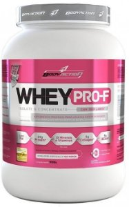 Whey PRO-F Isolado e Concentrado (900g) - Body Action