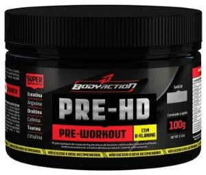 Pré HD (100g) - Body Action