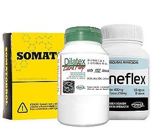 Sineflex + Dilatex + Somatodrol