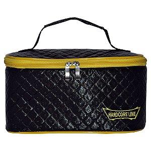 Bolsa Térmica Elite Bag Hardcore Line - Preta / Amarela