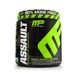 Assault (552g) - Muscle Pharm