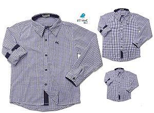 Kit camisa Antônio - Família (três peças) | Fazendinha