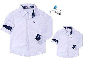 Kit Camisa Ryan - Tal pai, tal filho (duas peças)