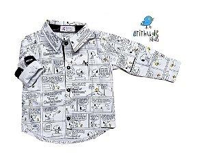 Camisa Snoopy - Adulta | Feminina