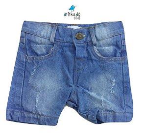 Bermuda Junior - Jeans Claro