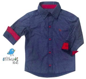 Camisa Giuliano - Adulta