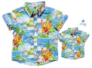 Camisa Max - Hawaii | Manga curta
