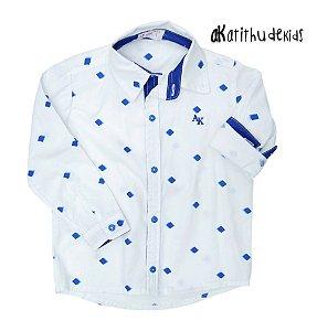 Camisa Nathan - Adulta