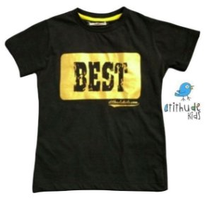 Camiseta Best - Adulta