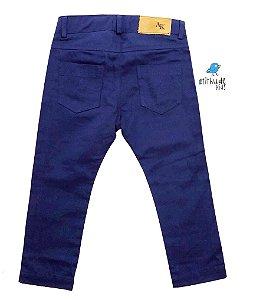 Calça Sarja - Azul Marinho