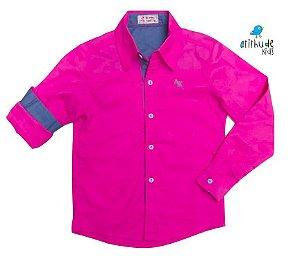 Camisa Paty - Rosa Pink