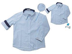 Kit Camisa Guido - Tal mãe, tal filho  (duas peças)