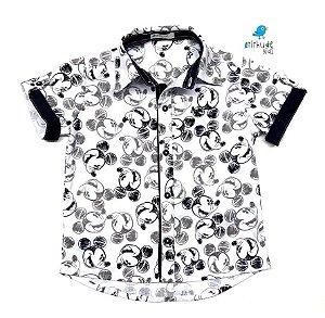 Camisa Mickey - Adulta  | Avulsa