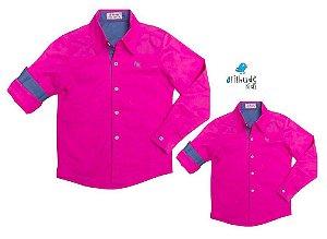 Kit camisa Biel - Tal pai, tal filho (duas peças)