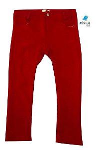Calça Frederico -   Vermelha | Moletom ***** Super confortável *****