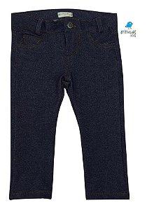 Calça Frederico - Azul Escuro | Moletom ***** Super confortável *****