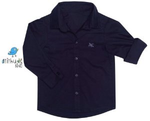 Camisa Christian - Adulta | Preta
