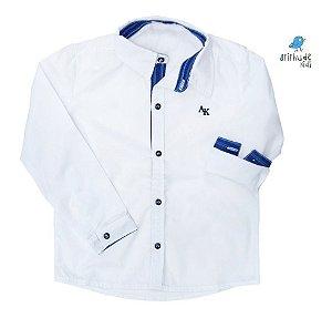 Camisa Alcides - Adulta