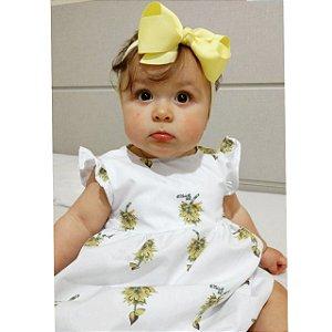 Vestido Sara  - Estampa Bananas