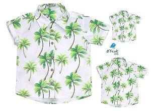 Kit camisa Taylor - Família (três peças) | Safari