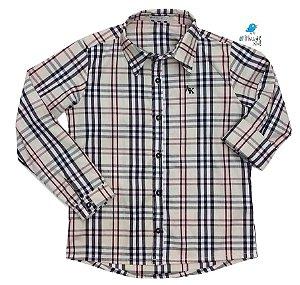 Camisa Rafael - Adulta   | Xadrez
