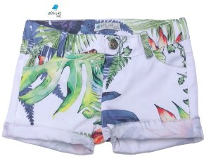 Shorts Fernanda - Estampa Floral | Sarja
