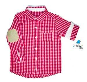 Camisa Francesco - Adulta | Xadrez