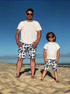 Kit Bermuda Ben - Pai e filho  |