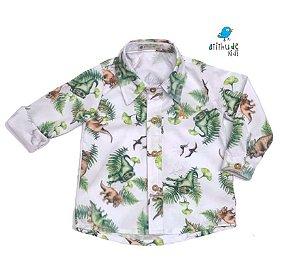 Camisa Beto - Adulta | Dino