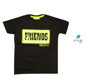 Camiseta Friends - Adulta