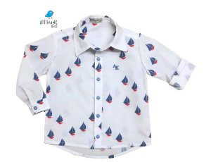 Camisa Theo -  Barco