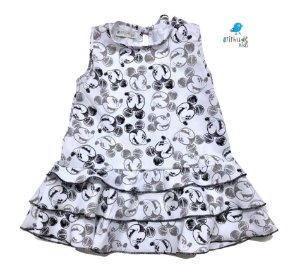 Vestido Mickey - Minnie