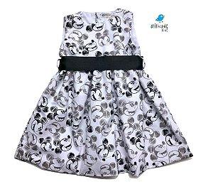 Vestido Mickey  - Minnie