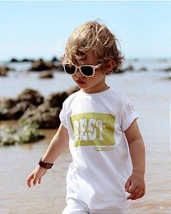 Camiseta Best - Branca