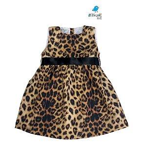 Vestido Babi - Animal print