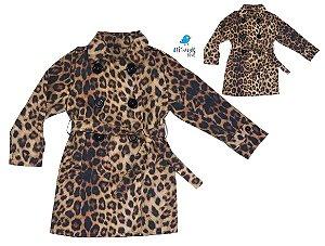 Kit Trench Coat Babi - Tal mãe, tal filha  (duas peças)