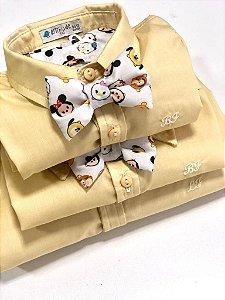 Camisa Bentinho | Adulta | Com gravata