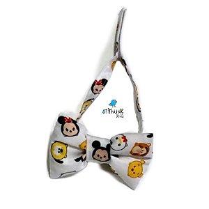 Gravata Borboleta - Disney Baby | Adulto