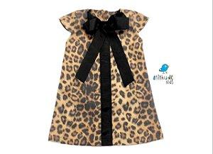 Vestido Cindi | Animal Print