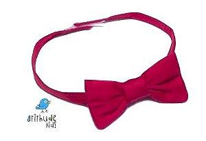 Gravata Borboleta - Vermelha