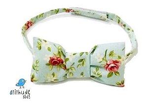 Gravata Borboleta - Floral