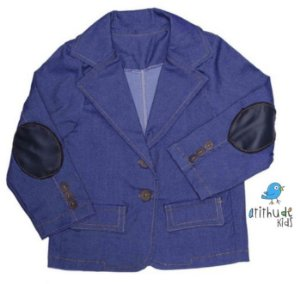 Blazer Fernando - Azul