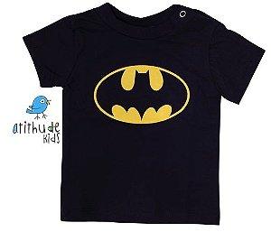 Camiseta Batman - Preta