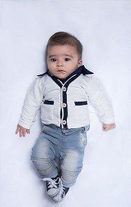 Calça Saruel Guga - Jeans